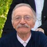 Carlo Andrea Frigerio, insegnate in pensione - Dottore in Architettura