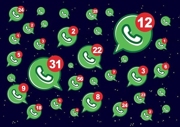 Whatsapp in un universo di conversazioni e notifiche: diamo il giusto peso alle comunicazioni